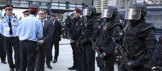 Η ΜΟΝΑΞΙΑ ΤΗΣ ΑΛΗΘΕΙΑΣ: Ανταρσία της Καταλανικής Αστυνομίας κατά της Μαδρί...