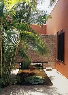 Courtyard house - HaciendaStyle.com