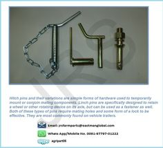 Looking for Tractor Linkage pins  Contact us on given contact information #JRSFarmparts #Tractorparts #Hitchpin