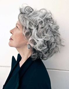 Hair Style for Older Women