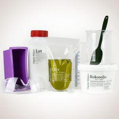 Kallrörd tvål: Så här gör du din egen kallrörda hantverkstvål! - Organic Makers Home Spa, Detox, Remedies, Organic, Bottle, Crafts, Diy, Beauty, Craft Ideas