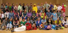 Dress as book characters for Read Across America Da y. Some great photos for ideas.