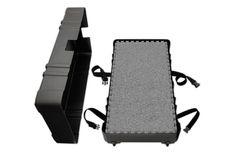 Wheeled HardCases - Hard Plastic Trade Show Floor Cases