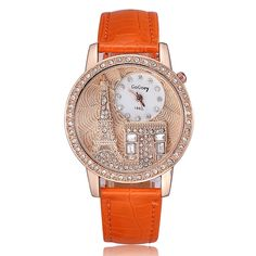Minimalist fashion diamond watches for men and women