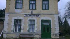 Bahnhof Oberschützen