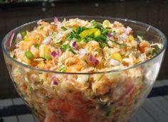 B Food, Polish Recipes, Tortellini, Food Design, Guacamole, Potato Salad, Catering, Side Dishes, Grilling