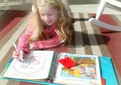 Embellish the Details: Gospel Busy Book Idea for Children-Compiled by The Friend Magazine
