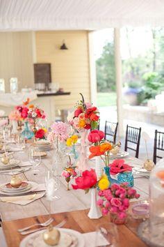 Wedding Centerpieces - DIY