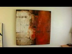 abstract art techniques ideas | ... Abstract Art, original abstract painting techniques, tips, lesson by