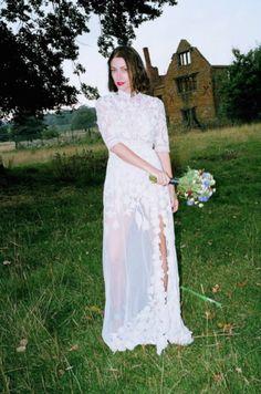 Hermione de Paula | Wedding Dress | #couture #weddingdress #bouquet #hermionedepaula #hdpbridal