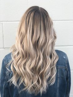 Pretty Blonde Balayage Hairstyle Ideas For Summer Sparkle 30