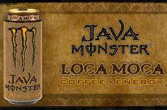 Monster Loca Moca