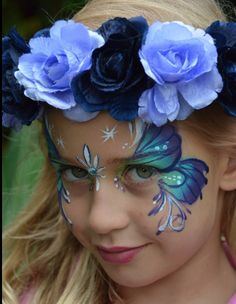 face painting                                                                                                                                                                                 More