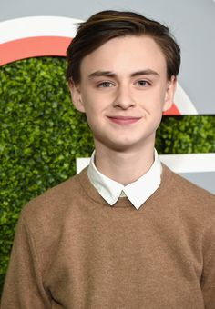 Jaeden Lieberher Photos - Jaeden Lieberher attends the 2017 GQ Men of the Year party at Chateau Marmont on December 7, 2017 in Los Angeles, California. (Photo by Michael Kovac/Getty Images for GQ) * Local Caption * Jaeden Lieberher - 2017 GQ Men of the Year Party - Arrivals
