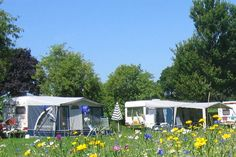 Home Landschapscamping Het Wargerink Camping, Recreational Vehicles, House Styles, Home, Europe, Vacation, Campsite, Ad Home, Camper