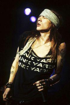 Axl Rose / Guns N' Roses