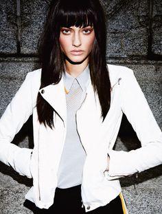 DRESS TO KILL MAGAZINE  Fashion styling: Fritz, Judy Inc  Makeup and hair: Sabrina Rinaldi, Judy Inc
