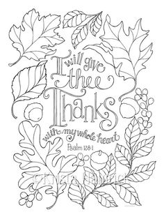 My Whole Heart Coloring Page In Two Sizes 85X11 And Bible Journaling Tip 6X8