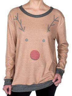 71 best santas stash images on pinterest coupon codes inked shop womens reindeer sweater by poprageous brown inkedshop reindeer sweatercoupon codesinked fandeluxe Gallery