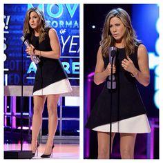 Jennifer Aniston at the 2014 People Magazine Awards