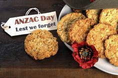 Six Classic Aussie Recipes For Anzac Day