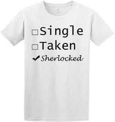 "Or what about this T-shirt? | 33 Fabulously Geeky ""Sherlock"" Items You Can Buy Right Now"
