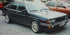 An Audi 200 Avant upgrade