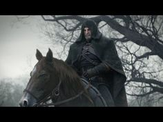 The Witcher 3: Wild Hunt - Killing Monsters Cinematic Trailer - YouTube