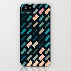 color story - patches iPhone Case