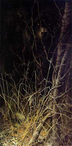 John Seerey-lester Dark Encounter