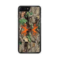 Under Armour Deer Real Tree iPhone 7 Plus   Miloscase Iphone 7 Plus Cases, Phone Case, Deer, Under Armour, Phone Cases, Phone Covers, Reindeer
