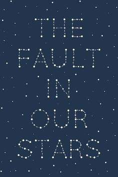 The Fault In Our Stars Movie Wallpaper