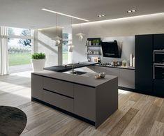 Kitchen Dining, Kitchen Decor, Best Ikea, Design Moderne, Cuisines Design, Ceiling Design, My House, Ikea Kitchens, Kitchen Inspiration