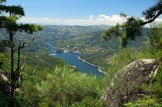 Miradouro da Pedra Bela, Geres National Park