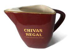♤❦ #Vintage Chivas Regal Scotch Whisky Pub Jug, Whiskey Pitcher, Barware, 1970s http://etsy.me/2dVv8Bn
