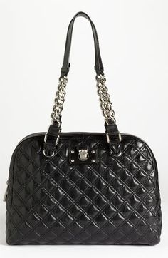 MARC JACOBS 'Karlie' Leather Shoulder Bag #NSale #Nordstrom