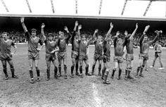 The usual suspects. Football Stadiums, Liverpool Fc, Soccer, Boys, Baby Boys, Futbol, Soccer Ball, Football, Guys