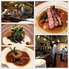 Napa Rose Chef's Counter Experience #Disneyland