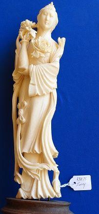 Ivory Flower Maiden