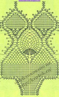 Crochet Swim Suits and Cover Ups 2011 - diamondinapril - Álbuns da web do Picasa Crochet Diy, Beach Crochet, Crochet Woman, Crochet Summer, Crochet Ideas, Crochet Projects, Motif Bikini Crochet, Bikinis Crochet, Crochet Diagram