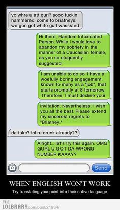 Funny drunk text messages, funny drunk texts, drunk humor, funny jokes to t Funny Shit, The Funny, Funny Drunk, Funny Stuff, That's Hilarious, Lmfao Funny, Funny Troll, Funny Humour, Drunk Humor