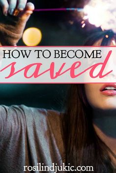 We hear Christians talk about salvation and being saved, but how do we become saved? Here are 5 things to know to become saved. Christian Women, Christian Living, Christian Faith, Jesus Sacrifice, Walk By Faith, Bible Verses, Jesus Bible, Jesus Christ, Spiritual Growth