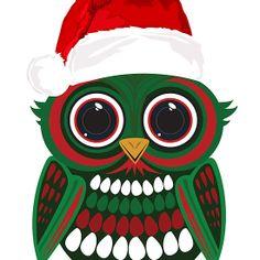 Christmas Owl