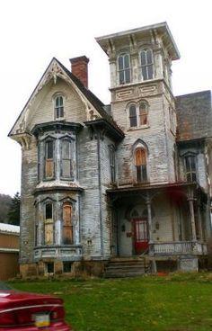 Haunted House #wattpad #horror