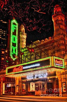 Atlanta, GA- Fox Theatre