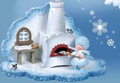 Schneeflöckchens Weihnachtsbäckerei 43095