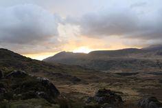 Sunset in Killarney