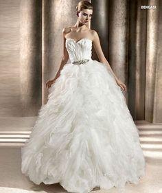 Wedding Dress Swan