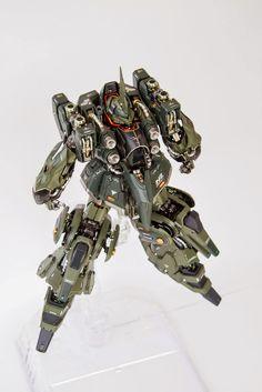 Custom Build: Elyn Hobby 1/100 NZ-666 Kshatriya + LED - Gundam Kits Collection News and Reviews