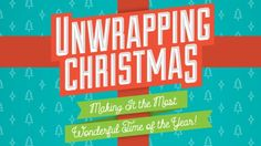 Unwrapping chrismas title